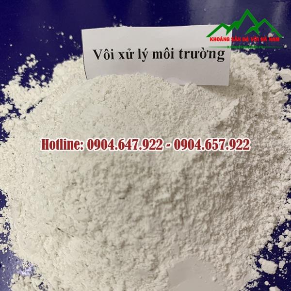 voi-xu-ly-moi-truong-Cong-ty-Khoang-San-Da-Voi-Ha-Nam