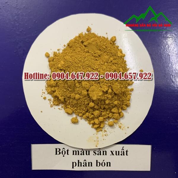 bot-mau-san-xuat-phan-bon-Cong-ty-Khoang-San-Da-Voi-Ha-Nam