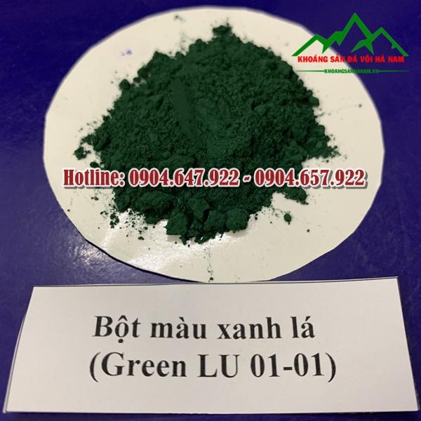 bot-mau-xanh-la-green-lu-01-01-Cong-ty-Khoang-San-Da-Voi-Ha-Nam